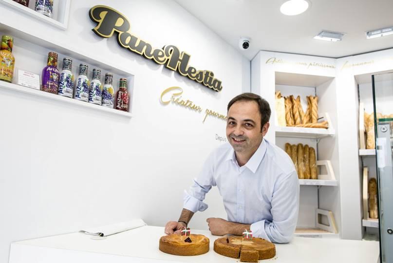Le gâteau basque article La Vie