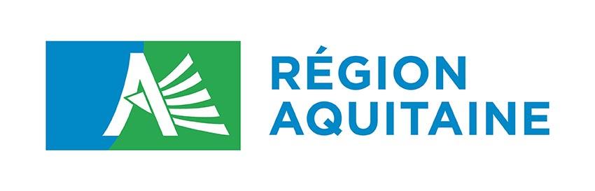 Logo Région Aquitaine Export gâteaux basque