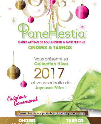 Collection PaneHestia Noël 2017